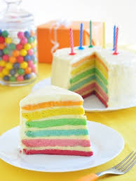 pros and cons of rainbow baked goods made with natural food