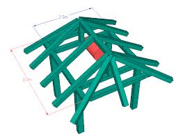 Hip And Valley Roof Design Frame Design For Hip And Valley Roof Needed