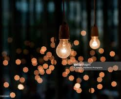 fashioned light bulbs stock photo getty images