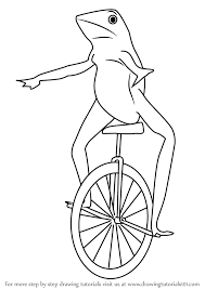 How To Draw Meme - learn how to draw dat boi memes step by step drawing tutorials