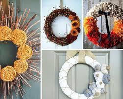 DIY Fall Decor Projects DIY Projects Craft Ideas & How To s for