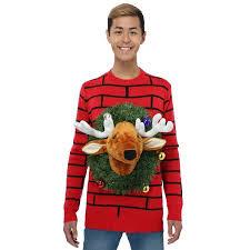 sweater walmart reindeer sweater walmart com