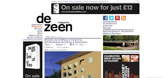 top 20 international architecture websites 2012 giants of