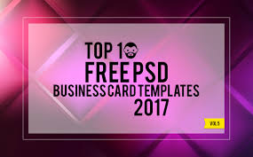 download top 10 free psd business card psddaddy com