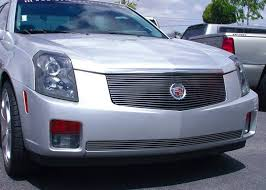 2010 cadillac cts grill t rex cadillac cts billet grille insert w o center logo plate