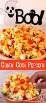 Nut Free Halloween Treats by Candy Corn Popcorn It Is Sweet And Halloween