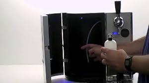 Edgestar Kc2000 Edgestar Tbc50s Mini Kegerator Pressurized Keg Setup Youtube