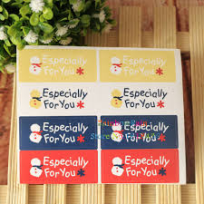 online shop especially for you quotes christmas seal stickers
