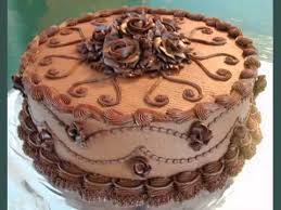 chocolate fudge cake decoration mouth watering picture
