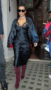look good when heading out with these fashion tips kim kardashian in sheer black tank and camo shorts kim