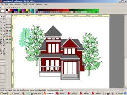 ez architect for windows 7 and 8 and 10 and vista