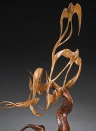 wood sculpture the wood sculpture and poetry of j christopher white