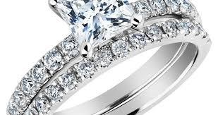 cheap princess cut engagement rings engagement rings wedding rings princess cut white gold awesome