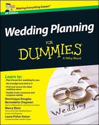 wedding planning for dummies by bernadette chapman