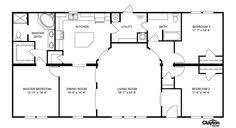 Solitaire Mobile Homes Floor Plans Spacious Double Wide Manufactured Floorplans In New Mexico Texas