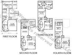 luxury townhouse plans with luxury townhouse floor plans caceres