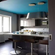 pinterest deco cuisine design d u0027intérieur de maison moderne deco cuisine blanc et bleu
