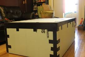 baby proofing coffee table