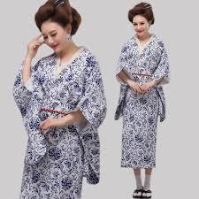 aliexpress com buy high quality japan kimono blue and white