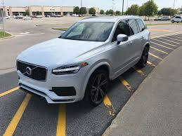 volvo heavy 2017 volvo xc90 r design beauty knows no bounds