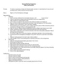 resume example work experience retail cashier job description for resume samples of resumes resume description for cashier resume examples work experience ey6