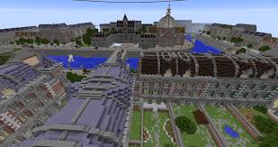 Minecraft New York Map by Minecraft Marketplace Overview And Introduction Business Insider
