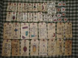americanprim primitive how to s handmade grubby tags
