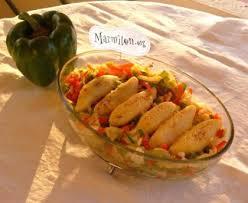 cuisiner quenelle quenelles gratinées poivrons oignons recette de quenelles