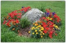 Rock In Garden Large Rocks In Garden Mini Rock Garden Small Garden Idea