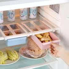 boites de rangement cuisine tiroir type réfrigérateur boîte de rangement creative plateau en
