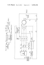 patent us3991354 variable speed drive for induction motor drawing
