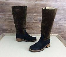 womens ugg everglayde boots ugg australia suede equestrian boots for ebay