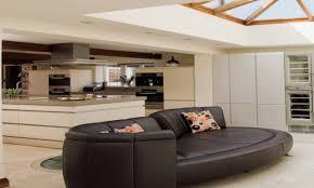 open plan kitchen living room floor plans open kitchen and living