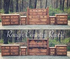 Bedroom Furniture With Hidden Compartments Concealment Bedroom Sets Rough Country Rustic Furniture