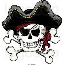 pirate skull and crossbones clip art many interesting cliparts