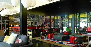 Citizenm Hotel Amsterdam by Rethinking Design Hospitality Interiors Magazine