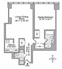 Manhattan Plaza Apartments Floor Plans by 3 Lincoln Center Upper West Side Manhattan Scout