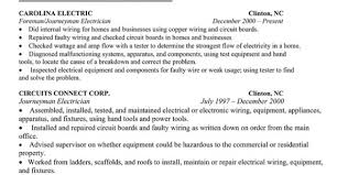 journeyman electrician resume exles journeyman electrician resume sles journeyman electrician