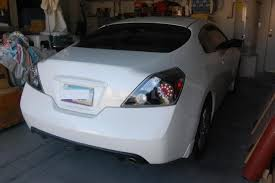 nissan altima tail light cover 15 nissan altima led tail lights 08 09 10 dash z racing blog