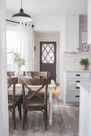 Best  Farmhouse Interior Ideas On Pinterest Best Wood - Modern farmhouse interior design