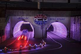 atlanta motor speedway lights 2017 gift of lights illuminates on friday headlines about nhms nhms