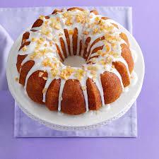 citrus pound cake recipe taste of home