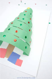best 25 christmas tree paper craft ideas on pinterest paper