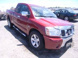 parting out 2004 nissan titan king cab 5 6l v8 salvage