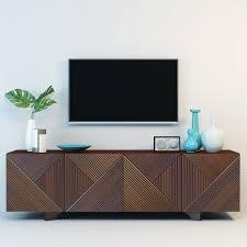 mid century modern media cabinet 10 stylish modern media cabinets and consoles digsdigs elegant