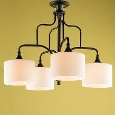 Drum Chandelier Lighting Modern Drum Shade Downlight Kitchen Chandelier Lamp Shades By 2