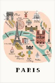 Paris France On A Map by 18 Best France Images On Pinterest Paris France Frances O