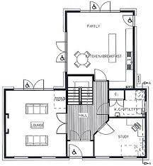 plans to build a house four bedroom uk house plans ground floor house