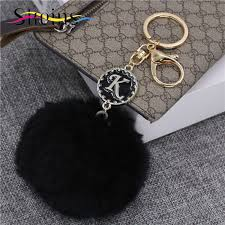 jewelry key rings images Best skeins jewelry car key chain k letter name word keychain jpg