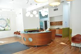 Circular Reception Desk with Circular Reception Desk Tribeca Pediatrics Kidspace Flickr